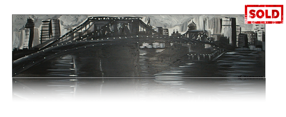 The Bridge Artwork by Katy Jobbins