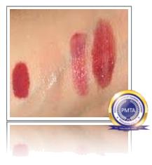 Natural Red Lip Gloss