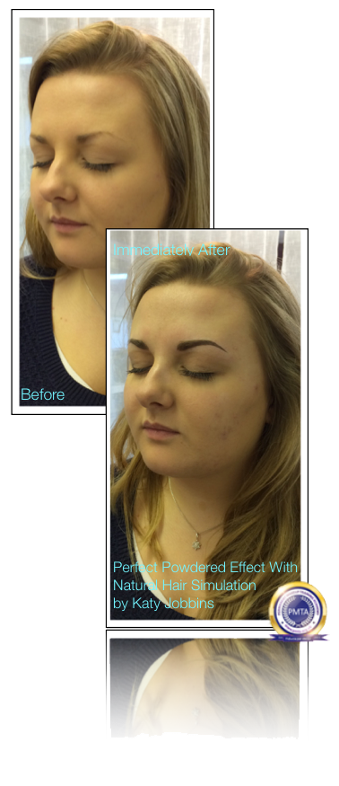 28-1-Katy Jobbins Permanent Makeup Perfect Powdered Effect With Natural Hair Simulation