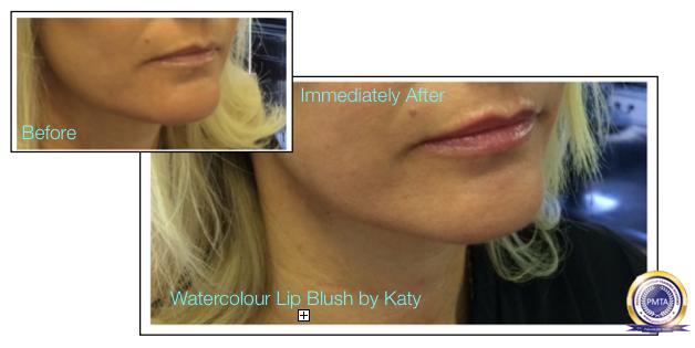 36-1-Katy Jobbins Permanent Makeup Watercolour Lip Blush