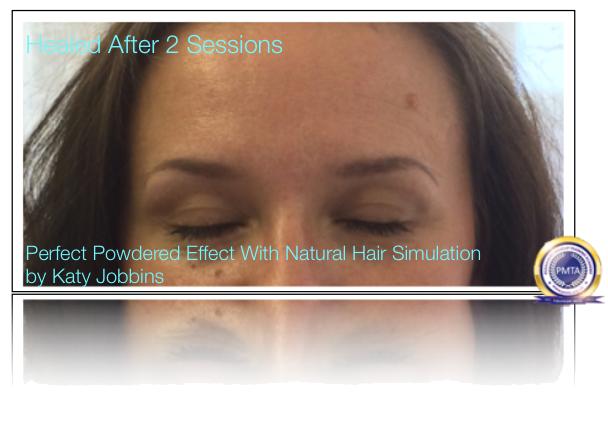 38-2-Katy Jobbins Permanent Makeup Perfect Powdered Effect With Natural Hair Simulation