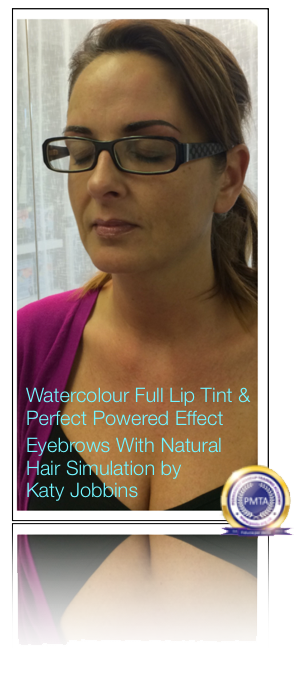 45-1-Katy Jobbins Permanent Makeup Perfect Powdered Effect With Natural Hair Simulation