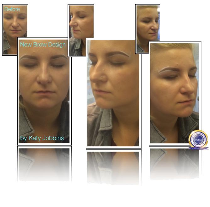 51-Katy Jobbins Permanent Makeup Perfect Powdered Effect With Natural Hair Simulation