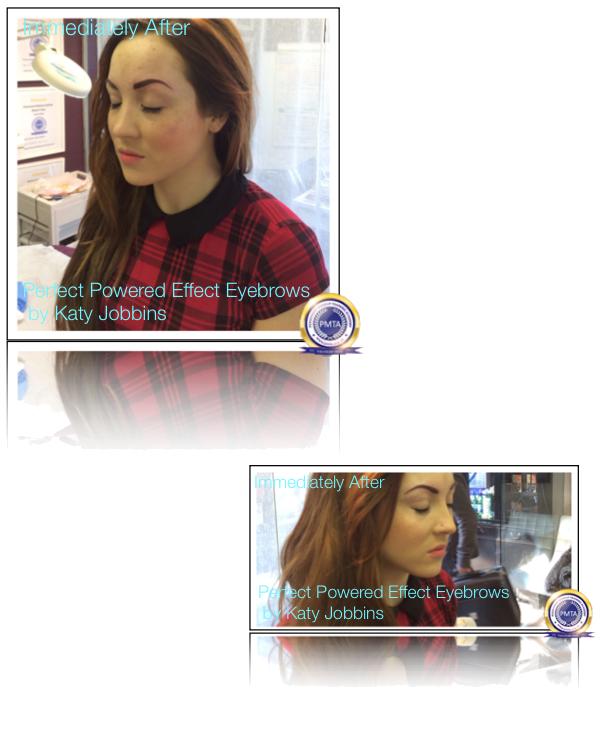 53-Katy Jobbins Permanent Makeup Perfect Powdered Effect Eyebrows