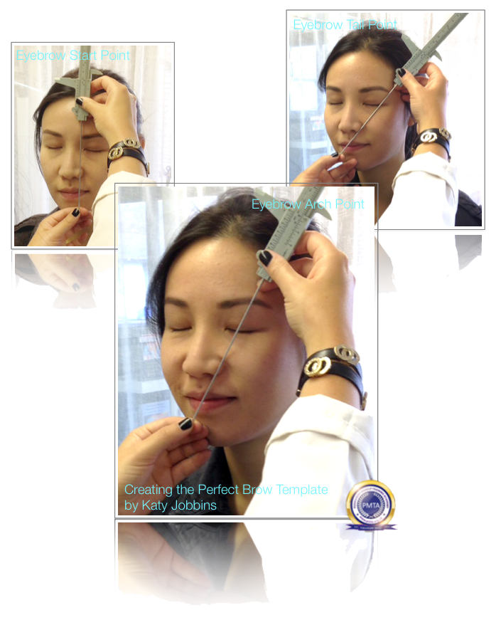Katy Jobbins Permanent Eyebrow Design Technique