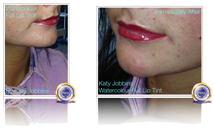 Permanent Makeup Water Colour Full Lip Tint
