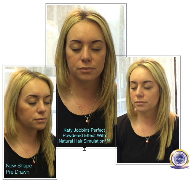 Permanent Eyebrows for Blondes